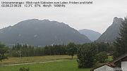 HD Webcam Unterammergau mit Blick nach Südosten auf Laber, Frick und Kogel